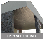 LP PANEL COLONIAL